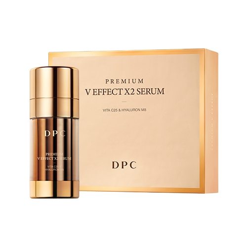 DPC 프리미엄 브이 이펙트 더블 비타민 세럼