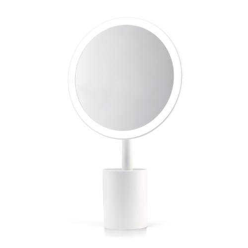 뷰센트 트윙클 탁상 LED 조명 거울