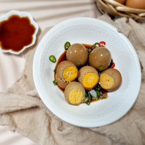더그린 구운 계란장 (5알)