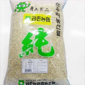 금촌 찹쌀보리4kg/잡곡/보리쌀/다이어트/찰보리