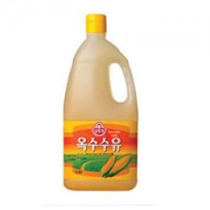 오뚜기옥수수유 1.8L