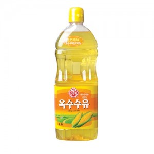 오뚜기옥수수유 1.5L