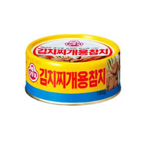 오뚜기김치찌개용참치 150g*3