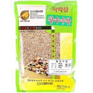신림찰수수쌀 1kg