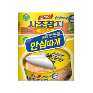 사조살코기참치(안심따개) 150g*3