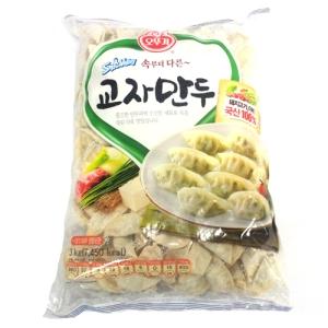 [식자재] 맛있는 교자만두 3KG / 오뚜