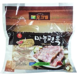 [정육]포크빌 마늘편육(500g)