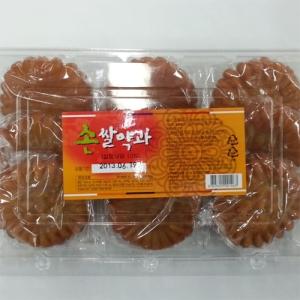 [특산]양양오색한과 손쌀약과420g /서광