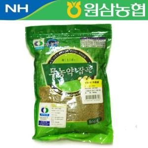 원삼 무농약 청차조800g/친환경인증/잡곡/차좁쌀