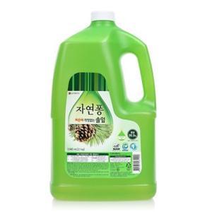 자연퐁솔잎용기 3.04L