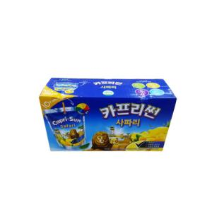 [공산] 카프리썬 사파리 200mlx10 /농심