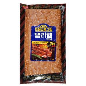 오븐통그릴 델리햄 김밥용 150g