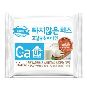 동원짜지않은치즈 고칼슘&비타민 252g