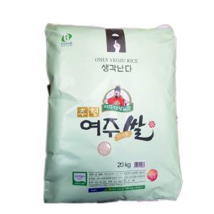 대왕님표 여주쌀/20kg/추정/이미지는변경될수도 있습니다